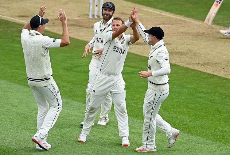 IND vs NZ WTC Final Live: पहले सत्र में न्यूजीलैंड ने झटके चार विकेट, भारत का स्कोर 211-7