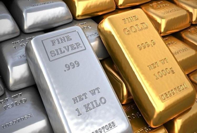 Gold Silver Price: 70 हजार के करीब चांदी वायदा, जानिए कितना है सोने का दाम