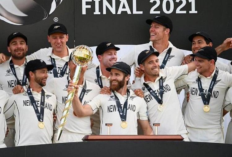 Wtc Final India Vs New Zealand Live Cricket Score Reserve Day 6 Southampton  Test Match News Updates - Ind Vs Nz Wtc Final: न्यूजीलैंड ने रचा इतिहास,  भारत को 8 विकेट से
