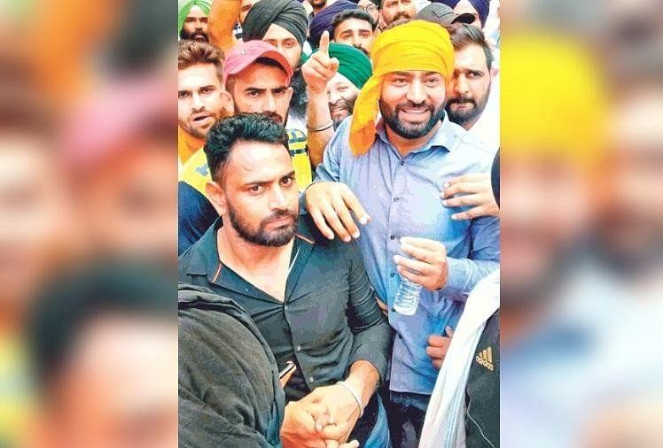 चंडीगढ़ आया था दिल्ली हिंसा का आरोपी लक्खा सिधाना, पुलिस ने दर्ज किया केस