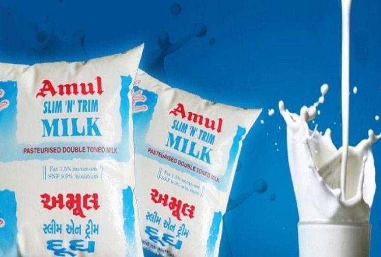 Verka Milk Price Hike By Two Rupee And Amul Milk Price Hike By Two Rupee - वेरका  दूध कल से दो से ढाई रुपये प्रतिलीटर मिलेगा महंगा, अमूल ने भी बढ़ाए दाम -