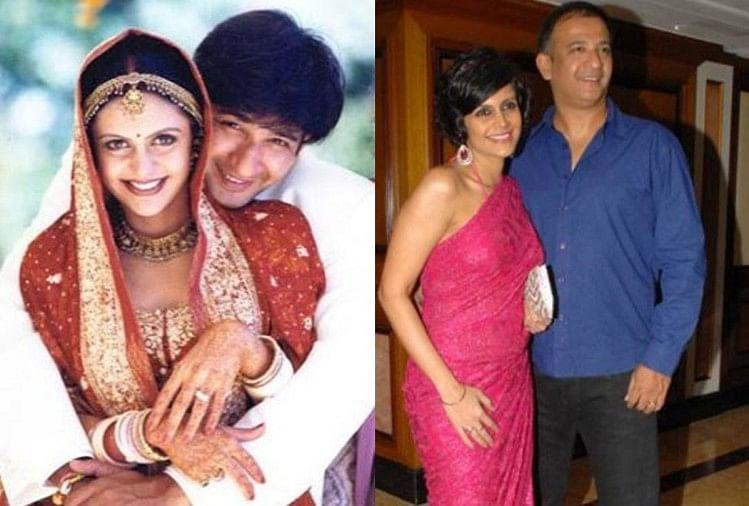 दिलचस्प: पहली मुलाकात से शादी तक, बेहद फिल्मी है मंदिरा बेदी और राज कौशल की प्रेम कहानी - Entertainment News: Amar Ujala