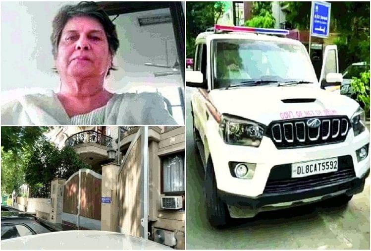 Former Union Minister Wife Murdered Domestic Help Says Madam Was Too Naive  - पूर्व केंद्रीय मंत्री की पत्नी की हत्या: घरेलू सहायिका बोली-मैडम बहुत  भोली थीं, अंजान आदमी को भी ...