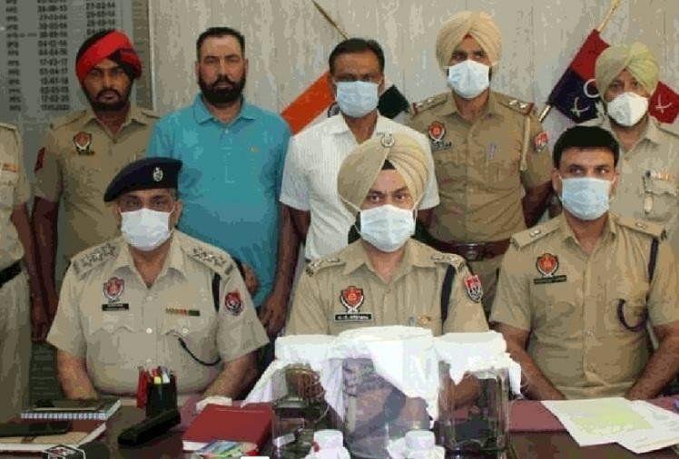 पंजाब में खालिस्तान लिबरेशन फोर्स से जुड़े टारगेट किलिंग गैंग का भंडाफोड़