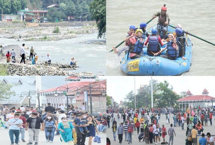 असर: मनाली में 60 तो शिमला में घटे 10 फीसदी पर्यटक