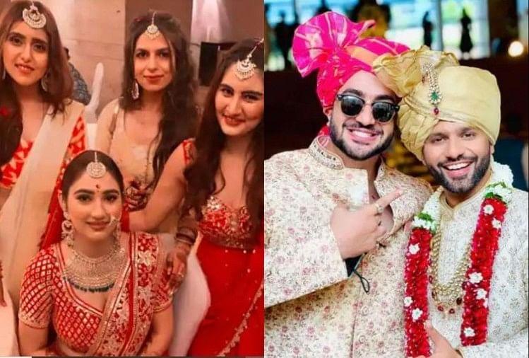 राहुल वैद्य और दिशा परमार की शादी