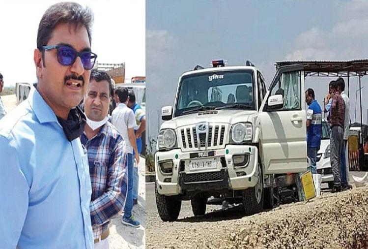 prayagraj news : शशांक यादव, आईआरएस अफसर।
