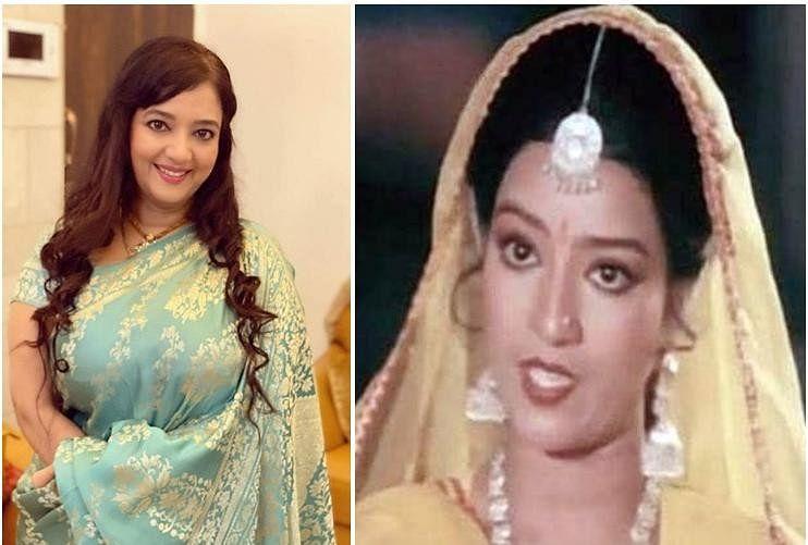 नदिया के पार' की 'रज्जो' अब दिखने लगी हैं ऐसी, 'महाभारत' में निभाया था  देवकी का किरदार - Entertainment News: Amar Ujala
