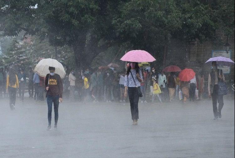 हरियाणा: आज से सक्रिय होगा मानसून, 28 जुलाई तक बारिश, 12 जिलों में ऑरेंज अलर्ट जारी