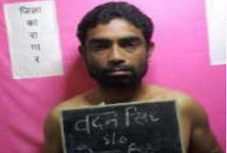 आगरा : अपहरण में शामिल, फिरौती मांगने वाला एक लाख का इनामी बदन सिंह मुठभेड़ में ढेर