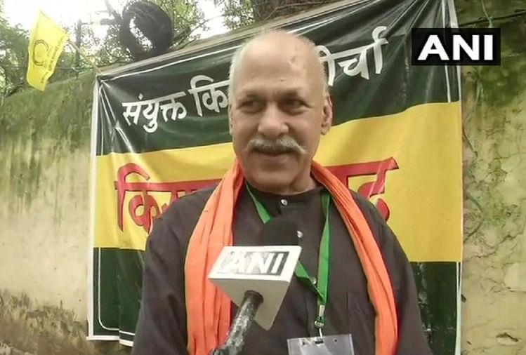 वार-पलटवार: मीनाक्षी लेखी के बयान पर भड़के किसान नेता, कहा- ये देश के 80 करोड़ किसानों का अपमान