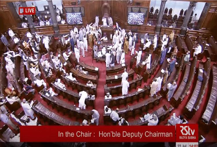 Parliament Monsoon Session 2021 Live Updates: Modi Govt Brief On Covid-19  Farm Laws Fuel Price Hike In Lok Sabha Rajya Sabha Day 3 News In Hindi -  Monsoon Session Live: जासूसी कांड
