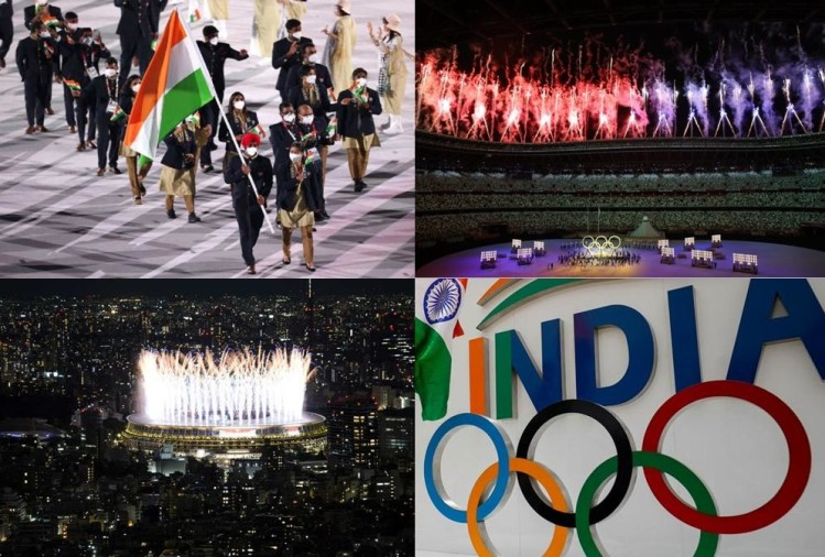 Tokyo Olympic 2021 Opening Ceremony : About Team Ireland ...
