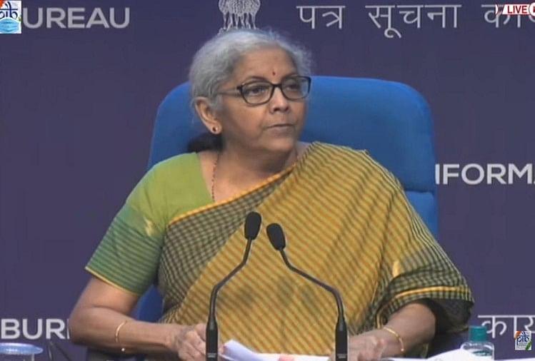 निर्मला सीतारमण प्रेस कांफ्रेंस : बैड बैंक के लिए 30,600 करोड़ रुपये की सरकारी गारंटी मंजूर