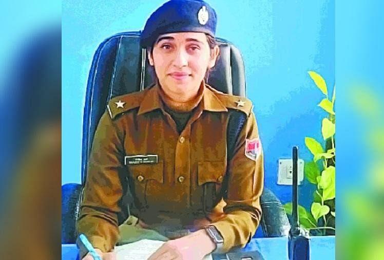 स्वार्ड ऑफ ऑनर अवॉर्ड पाने वाली पहली महिला अधिकारी बनीं आईपीएस रंजीता शर्मा