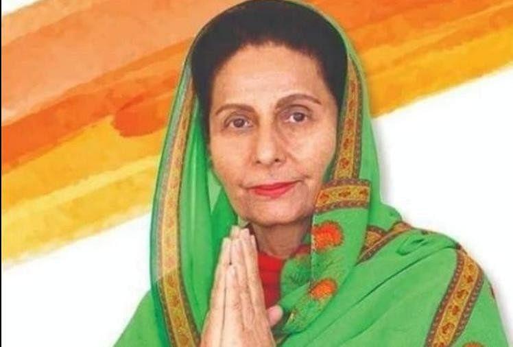 फर्जीवाड़ा : परनीत कौर ने विदेश मंत्री को लिखा पत्र