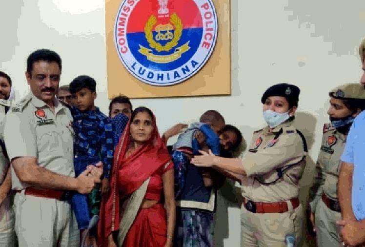 कामयाबी: अगवा दो बच्चों को यूपी से बरामद किया, आरोपी मां-बेटी समेत तीन को पकड़ा