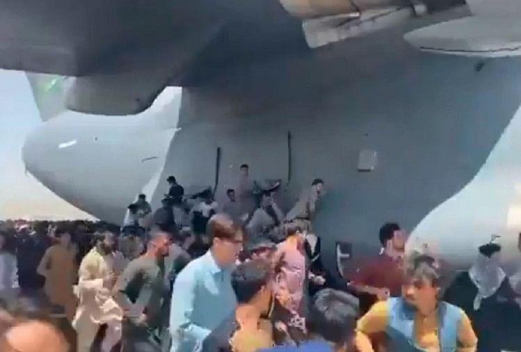 Afghanistan Crisis Live News Updates: Ashraf Ghani Flee, Taliban Takes Control, Firing at Kabul Airport News in Hindi