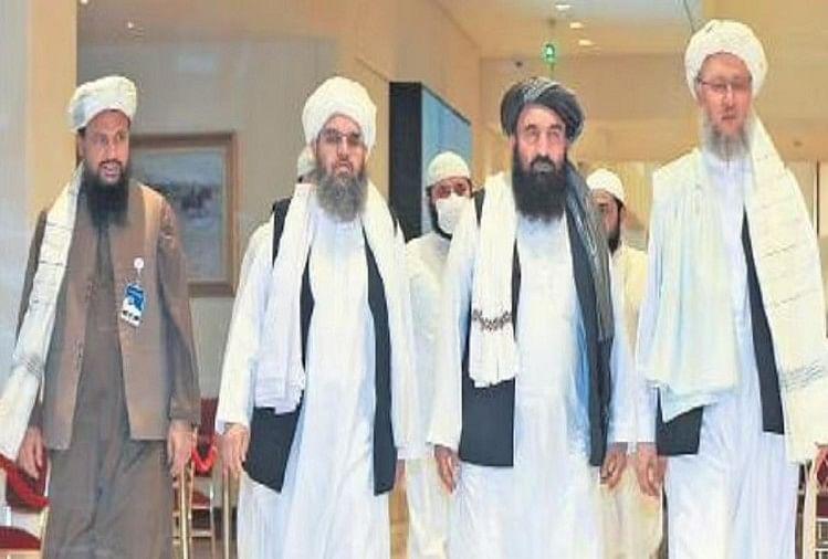 भारत के मुद्दे पर तालिबान ने दिया पाकिस्तान को झटका, कहा- कश्मीर में हम नहीं देंगे दखल