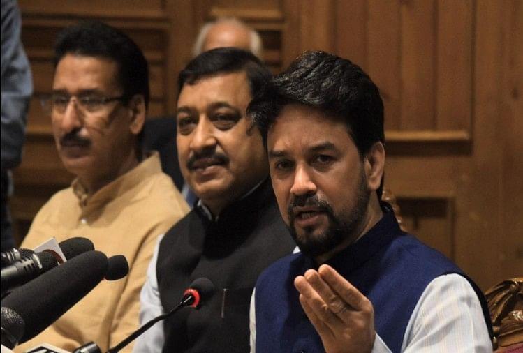 मुख्यमंत्री पद से कुछ नहीं होता, कुछ कर दिखाने का होना चाहिए जुनून : अनुराग ठाकुर