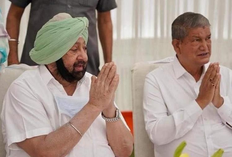 कलह: नवजोत सिद्धू फिर दिल्ली पहुंचे, रावत की कैप्टन को सलाह-नाराज मंत्रियों, विधायकों को मनाएं