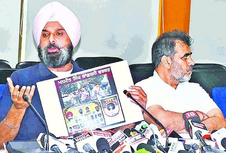 शिअद की मुहिम से डरे सियासी दल, राष्ट्रपति शासन लगवाने की रच रहे साजिश : बिक्रम मजीठिया
