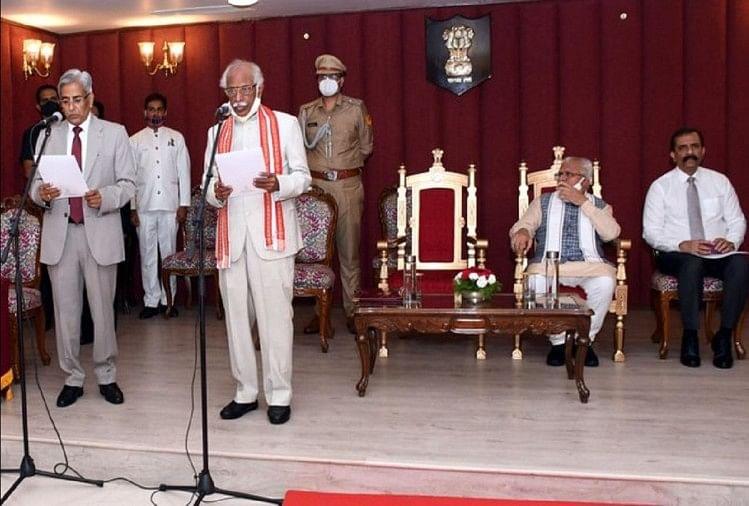 हरिपाल वर्मा नए लोकायुक्त नियुक्त, राज्यपाल ने दिलाई पद एवं गोपनीयता की शपथ