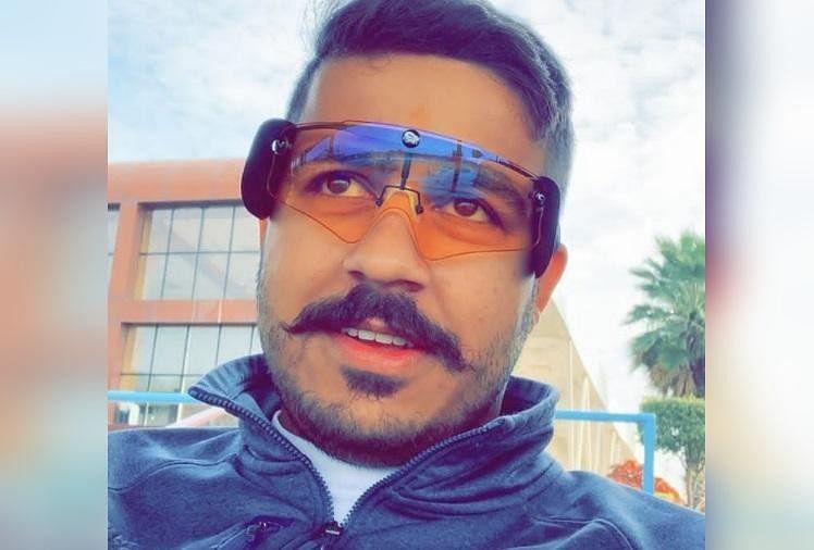 Shooter Naman Veer Singh Brar