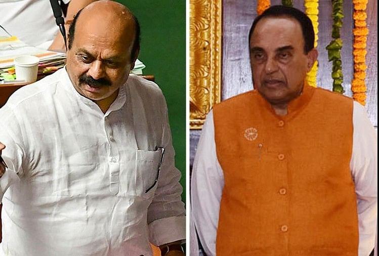 कर्नाटक: सुब्रमण्यम स्वामी फ्रीलांस नेता, उनकी छवि अपने ही नेतृत्व के खिलाफ बोलने वाली' बोले सीएम बासवाराज बोम्मई