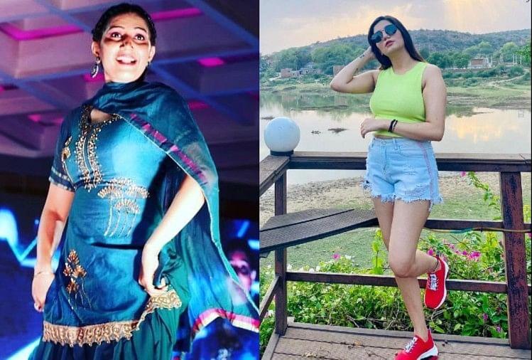 Sapna Choudhary: हरियाणा की देसी गर्ल का लुक दो साल में इतना बदल गया, क्या