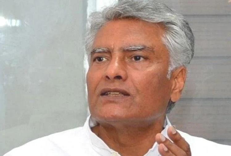 सिद्धू के नेतृत्व में चुनाव लड़ने की बात पर सुनील जाखड़ को एतराज