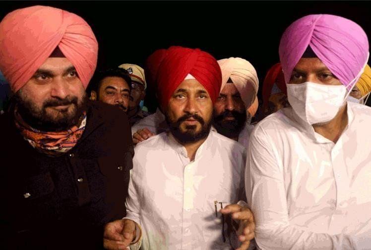 पंजाब में चन्नी कांग्रेस के कप्तान: 17वें सीएम के रूप में आज लेंगे शपथ, पहली बार दलित चेहरे पर पार्टी ने खेला दांव