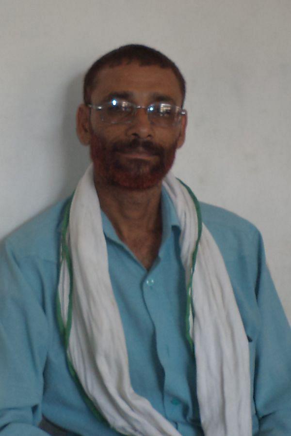 आलू किसान राजकुमार सिंह।