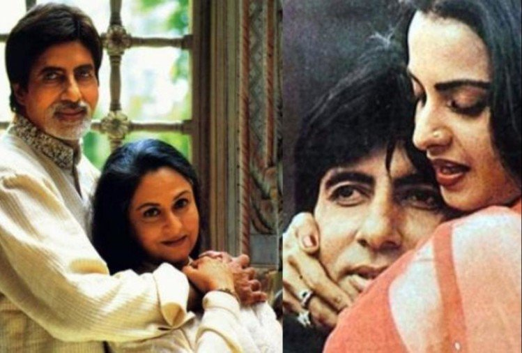 किस्सा: जब जया बच्चन ने रेखा और अमिताभ के अफेयर पर दी थी प्रतिक्रिया,  बोलीं- मेरी जिंदगी नर्क हो जाती अगर... - Entertainment News: Amar Ujala