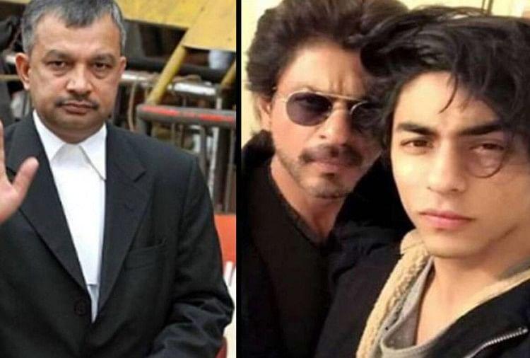 Aryan Khan Drug Case: शाहरुख खान ने आर्यन को बचाने के लिए लगाया नया वकील,  बेल नहीं दिला पाए तो हुई सतीश मानशिंदे की छुट्टी - Entertainment News: Amar  Ujala