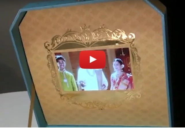 Karnataka's ex minister's daughter's unique wedding card is getting viral