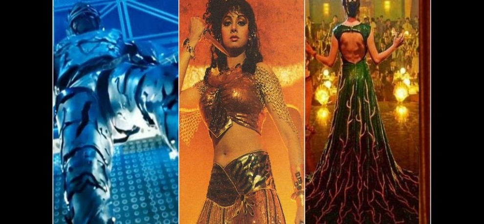 Heaviest costumes of Bollywood ever worn by stars