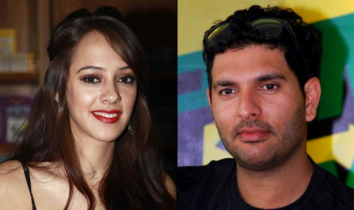 Designer wedding cards for Yuvraj Singh-Hazel Keech marriage.