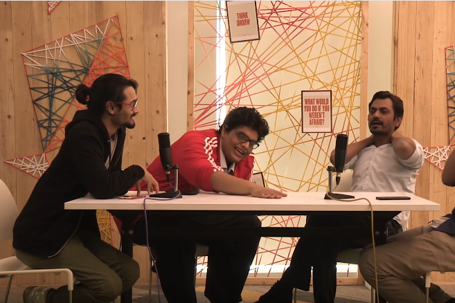nawazuddin siddiqui interview with AIB team