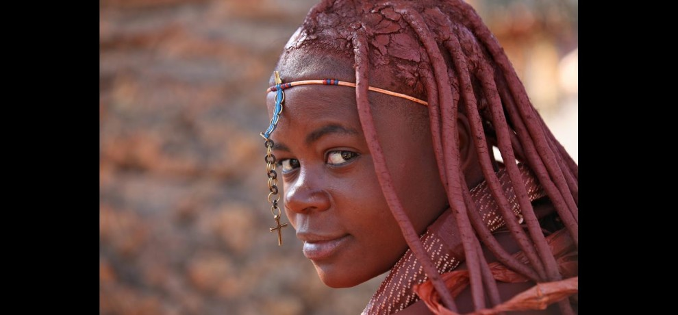 interesting facts about the Himba Tribe Woman