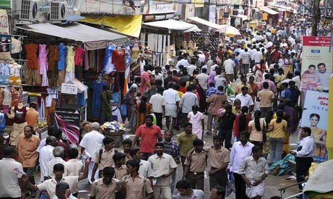 Interesting facts about India's population