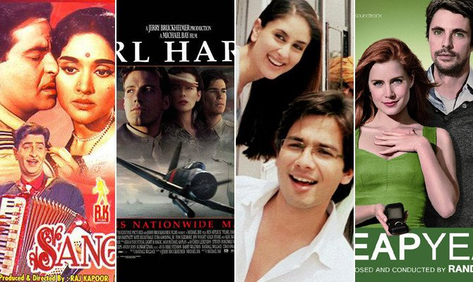 10 Hollywood Movies that are copied from Bollywood