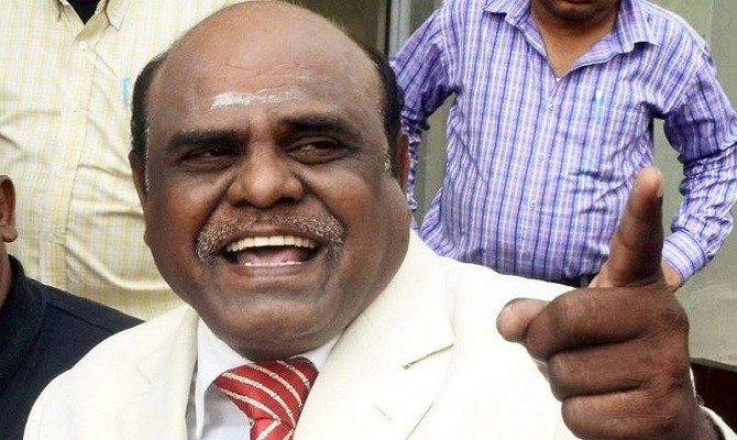 Viral and Trending Video of Life story of justice CS Karnan