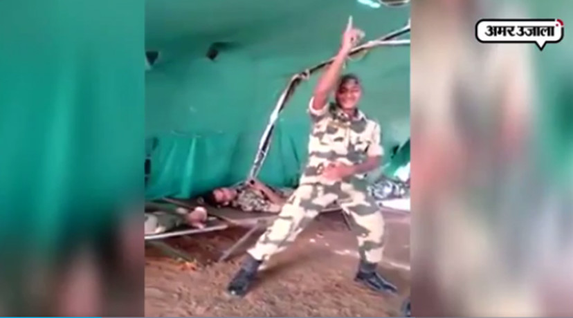 Viral and Trending: Indian soldier dance breaks internet