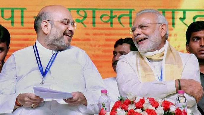 Amit Shah carry new name for president candidate expect name raised by Indian Media