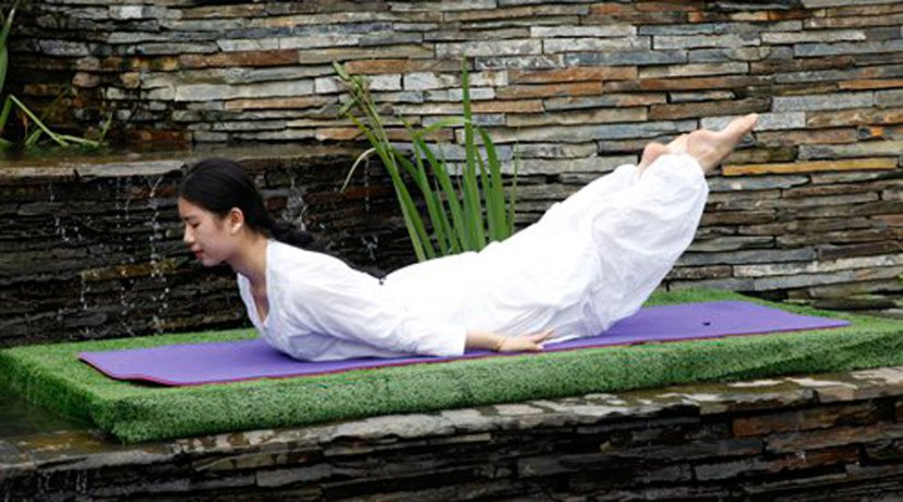 China to celebrate International Day of Yoga with great pomp, Preparations are on