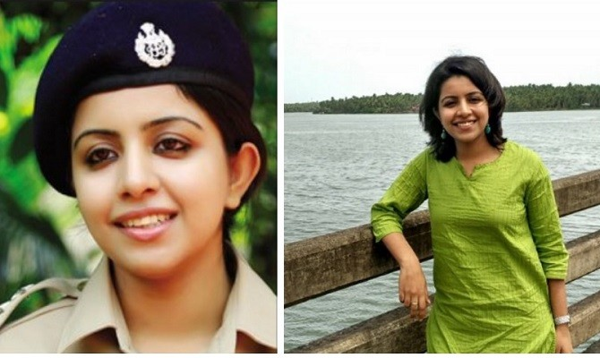 Merin joseph the most youngest female ips officer of india
