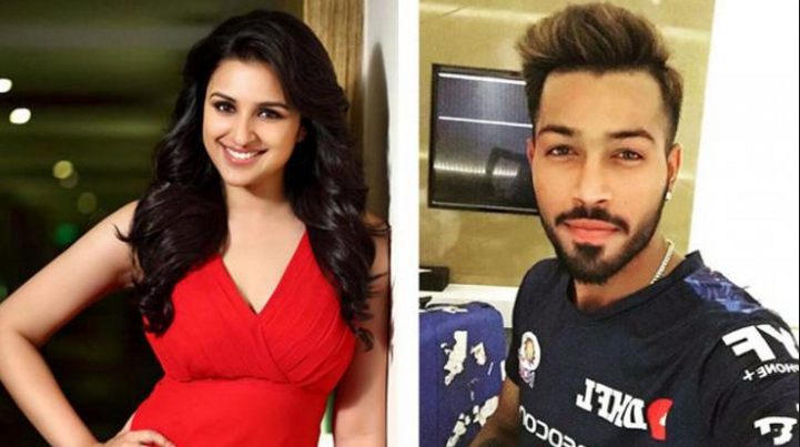 Parineeti chopra and hardik pandya troll on the twitter