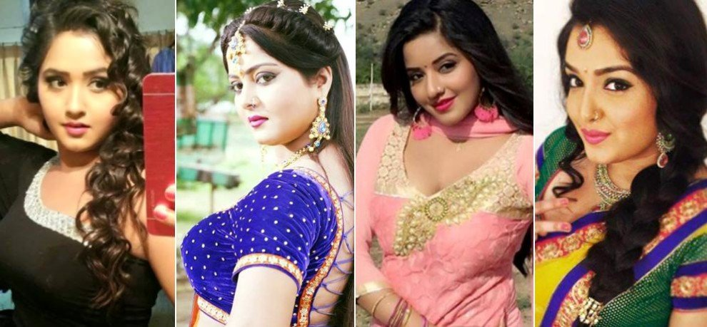 10 Bhojpuri Actresses who give tough competition to bollywood divas in beauty