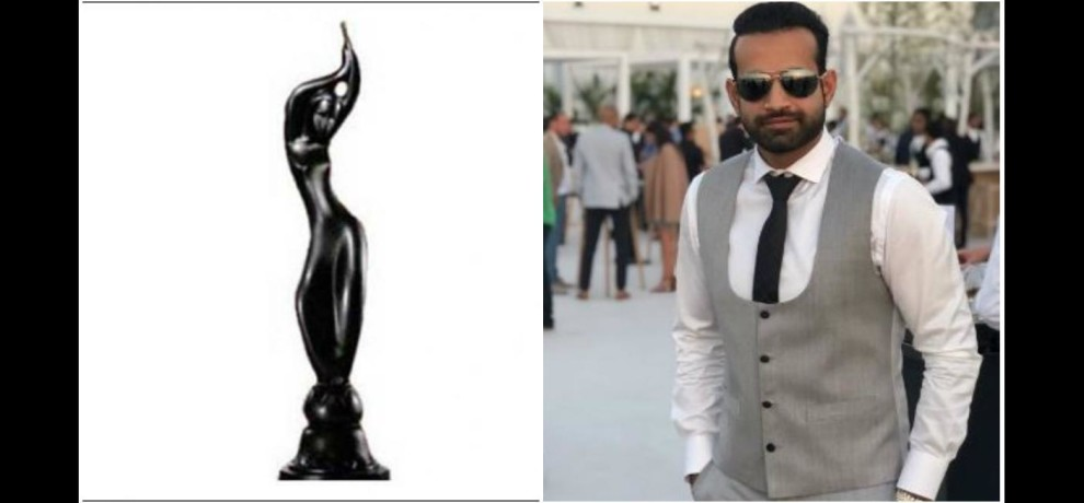 cricketer Irfan Pathan wins award for best actor, social media gets shocked